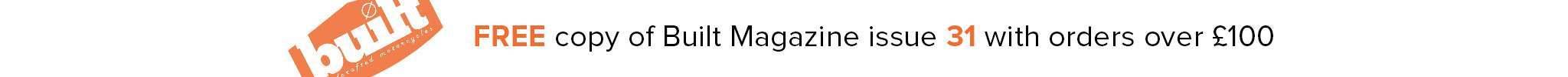 Free Built magazine