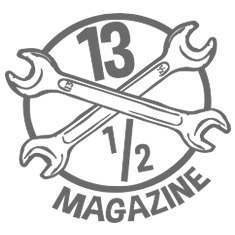 Shop for all motorcycle products by 13 1/2 Magazine