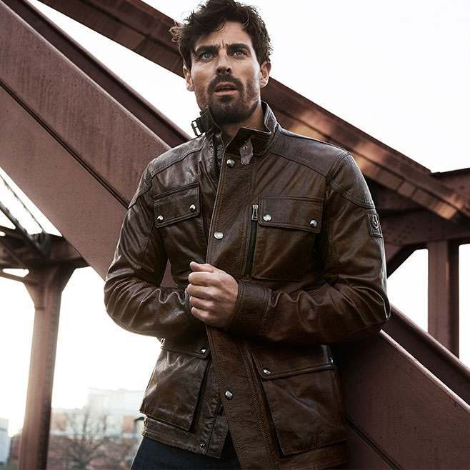 Belstaff Pure Motorcycle Jackets Urban Rider London