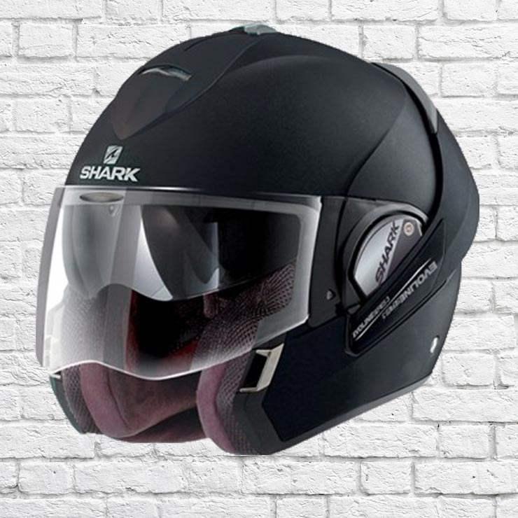 Shark Evoline S3 helmets