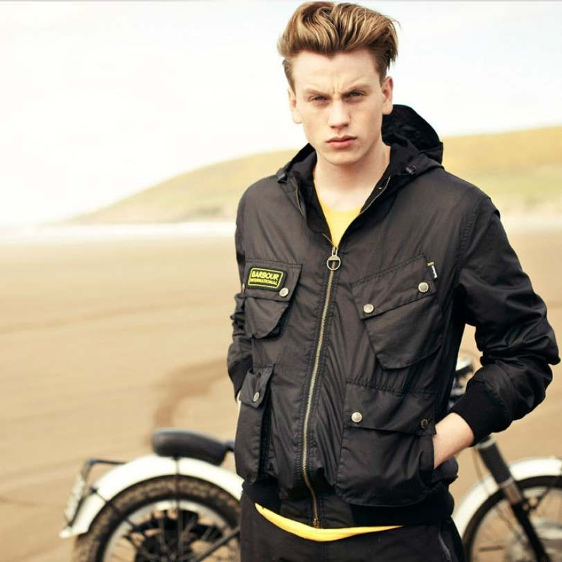 Barbour International Fashion jackets