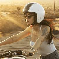 Safest Motorcycle Helmet >> Retro Shoei Motorcycle Helmets | RYD & J.O Helmets