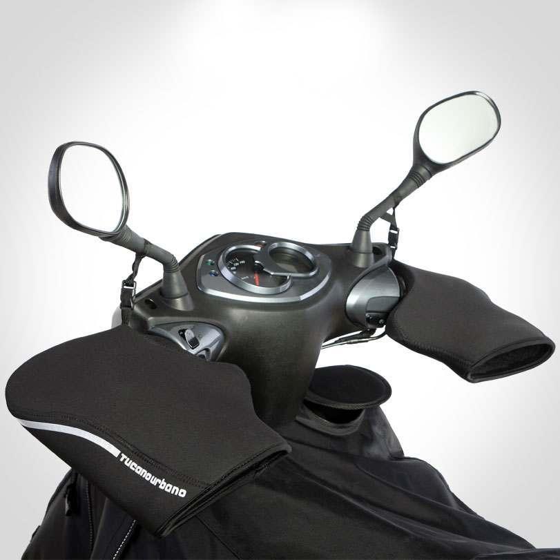 Handlebar muffs waterproof Tucano Urbano R334 HONDA X-ADV