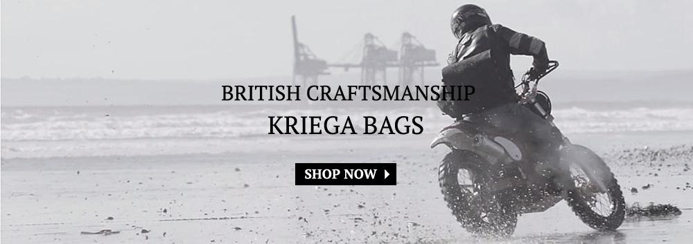 New Kriega Bags: All new Urban and Sling