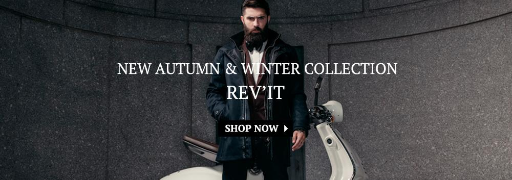 REV'IT Autumn & Winter : New Styles for 2015