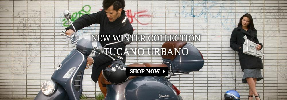 Tucano 2016 Winter Collection: Discover the new range from Italy's finest scooter brand