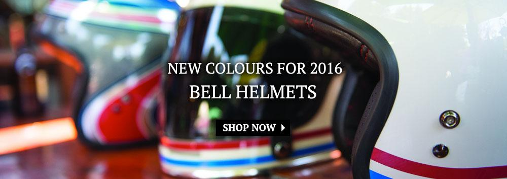 Bell 2016 new colours:
