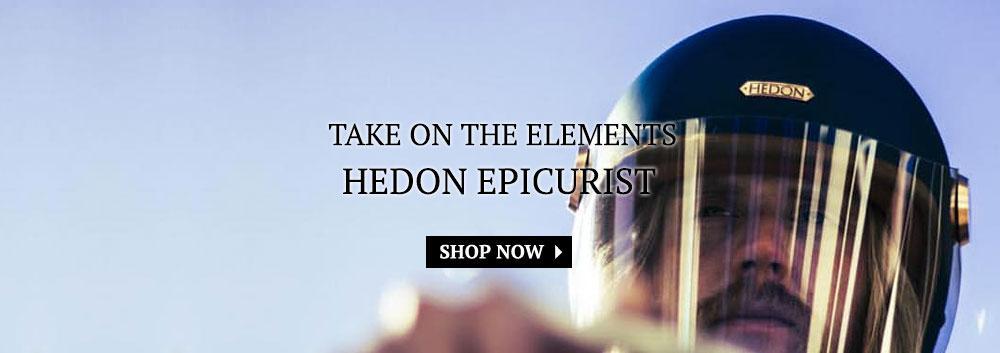 Hedon Helmets :