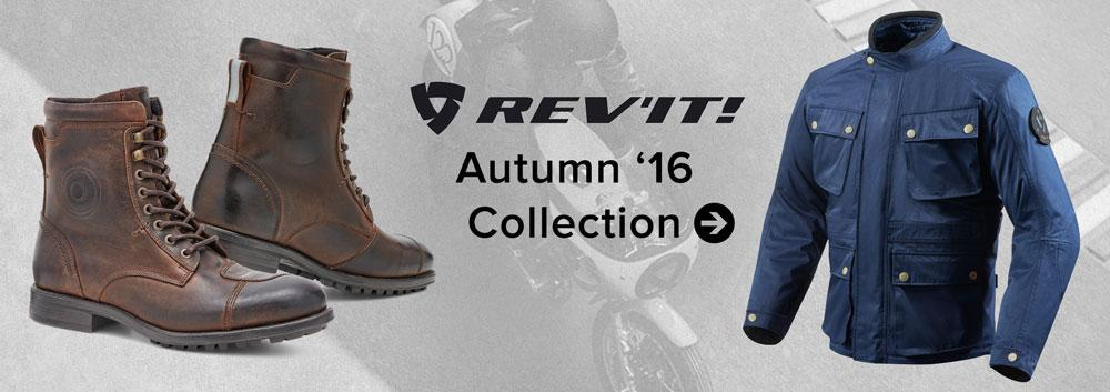 REVIT AW 16: Rev'IT Autumn Winter 2016