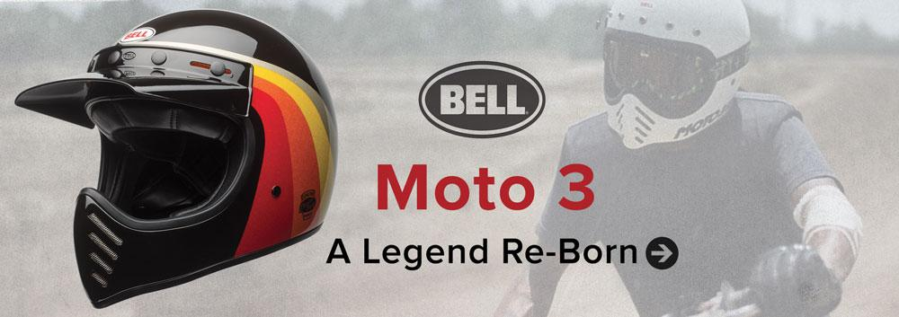 Bell Moto 3: