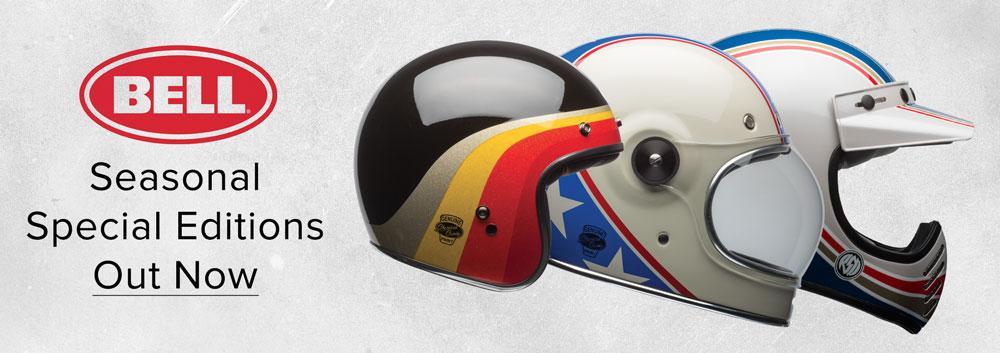 Bell Feb Seasonal Helmets: