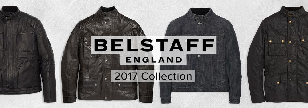 Belstaff 2017 Collection: