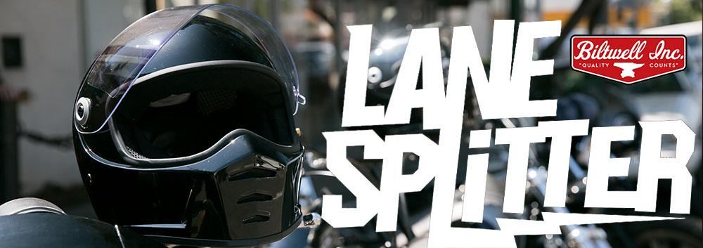 Biltwell Lane Splitter:
