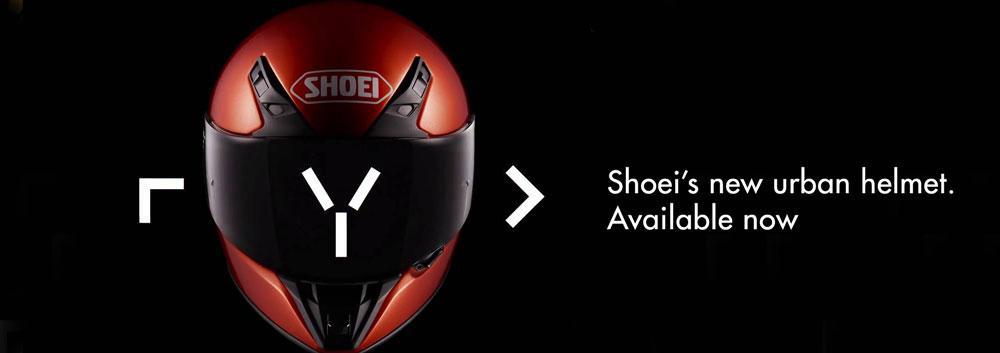 Shoei RYD :