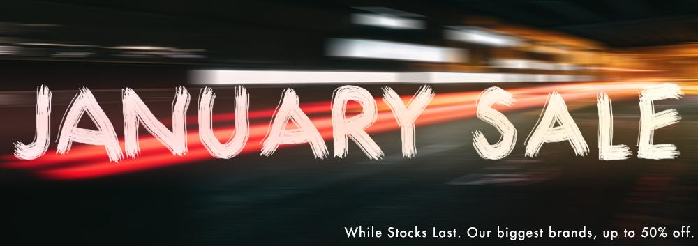 Jan sale lights: