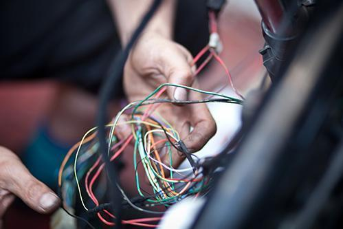 Wiring and Electrics -1: