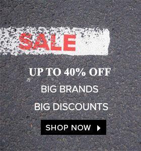 Urban Rider Sale - Homepage banner