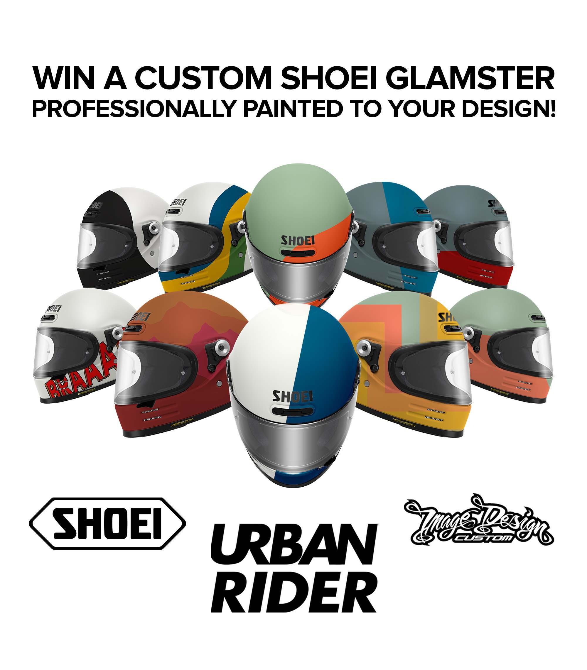 Win a Custom Glamster