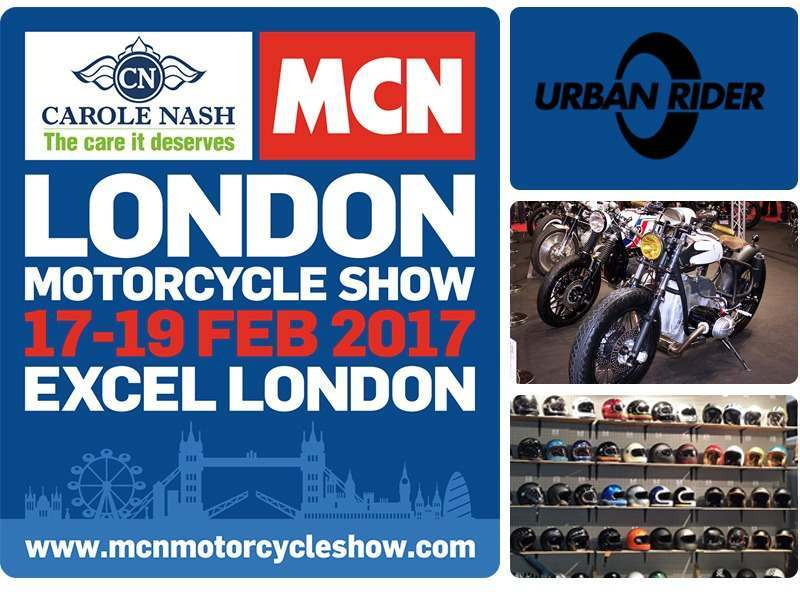 London Motorcycle Show 2017