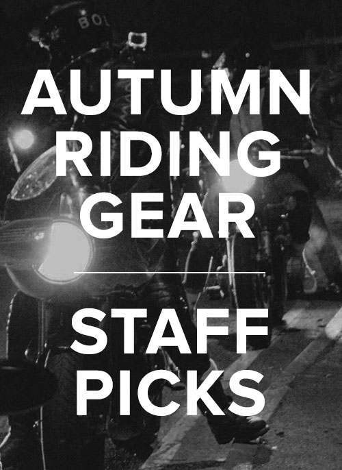 Autumn Gear Guide