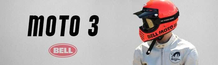 Bell Moto 3 Banner