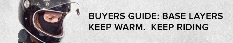 Buyers Guide: Base Layers