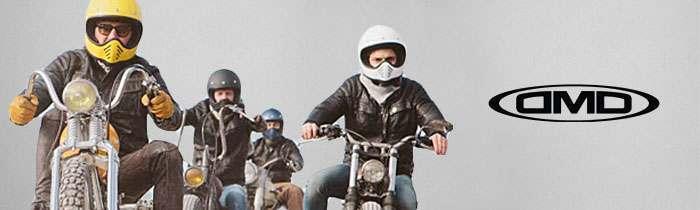 DMD Motorcycle Helmets