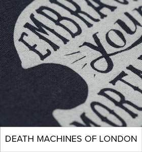 Death Machines of London