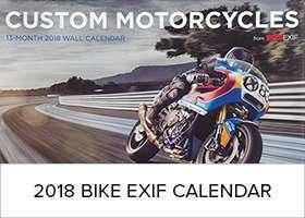 2018 Exif Calendar