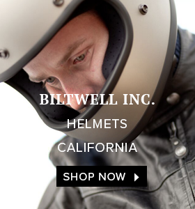 Biltwell Helmets London