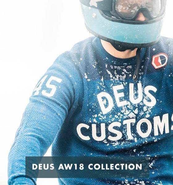 Deus AW18 Collection
