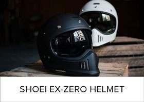 Shoei Ex Zero
