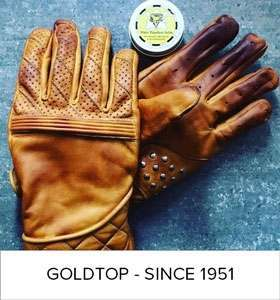 Goldtop Gloves & Jackets