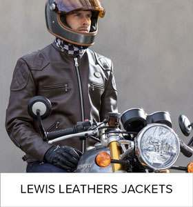 Lewis Leathers Armoured Jackets