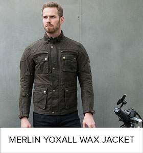 Merlin Yoxall Wax Jacket