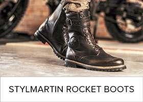 Stylmartin rocket boot