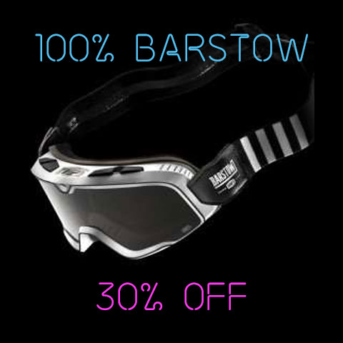 Black Friday Barstow Goggles