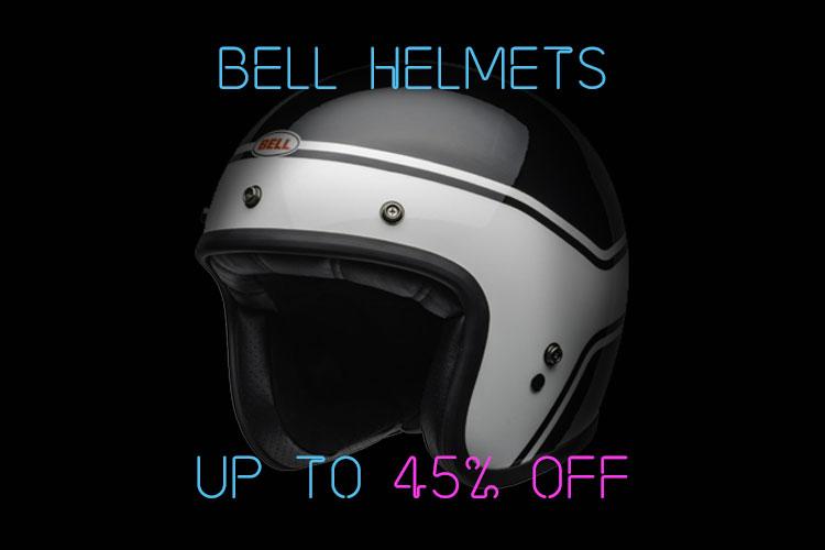 Black Friday Bell Helmets