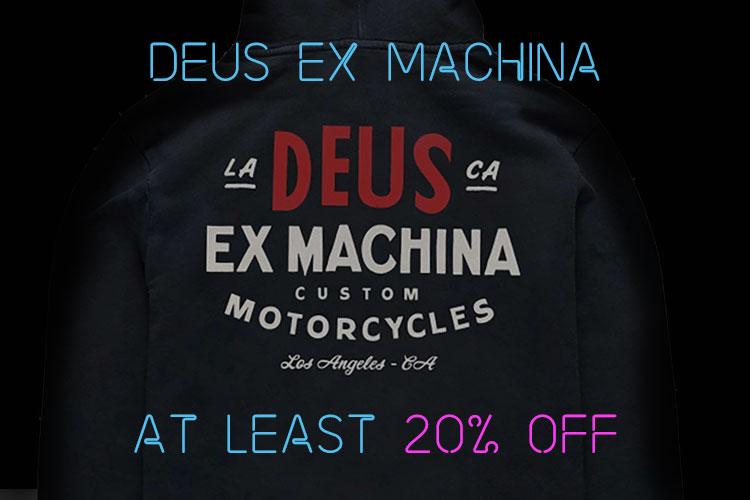 Black Friday Deus ex Machina