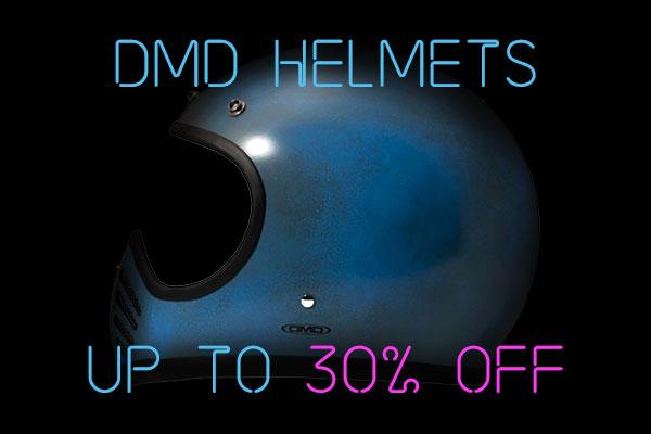 Black Friday DMD Helmets