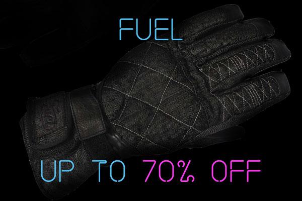 Black Friday Fuel