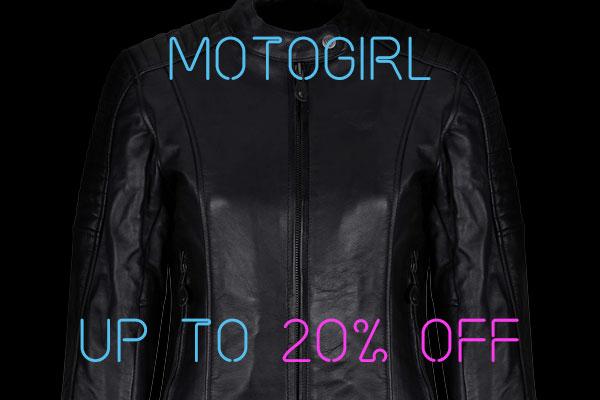 Black Friday Motogirl