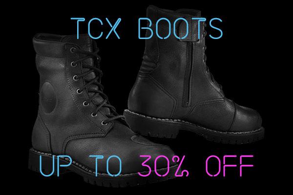 TCX Black Friday