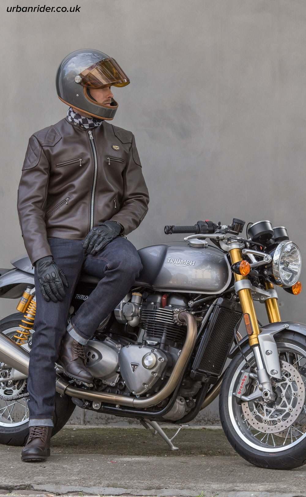 Hedon Heroine Racer Helmet