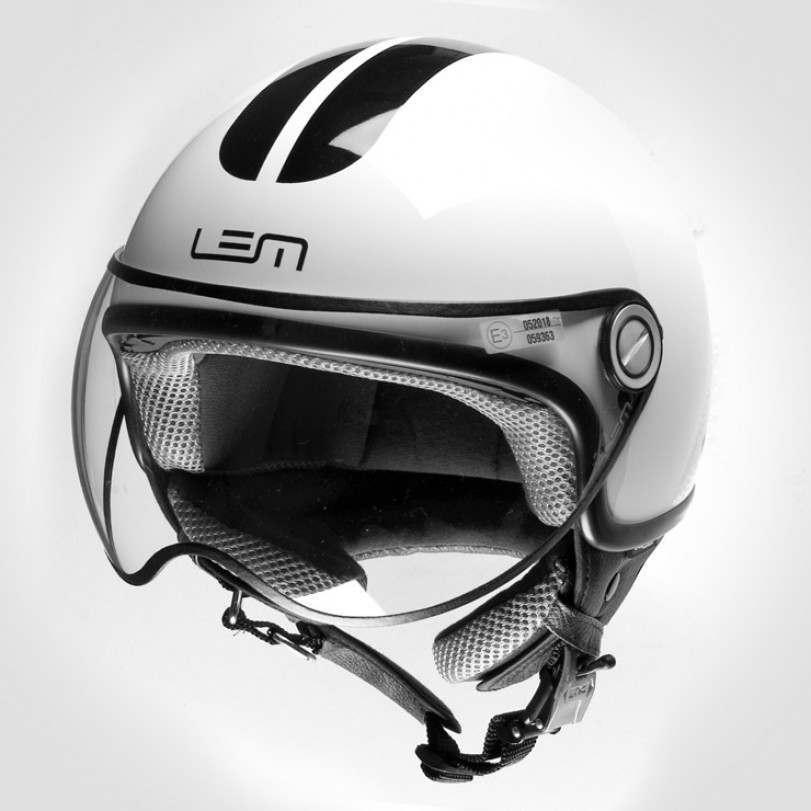 Lem Roger Retro Helmet