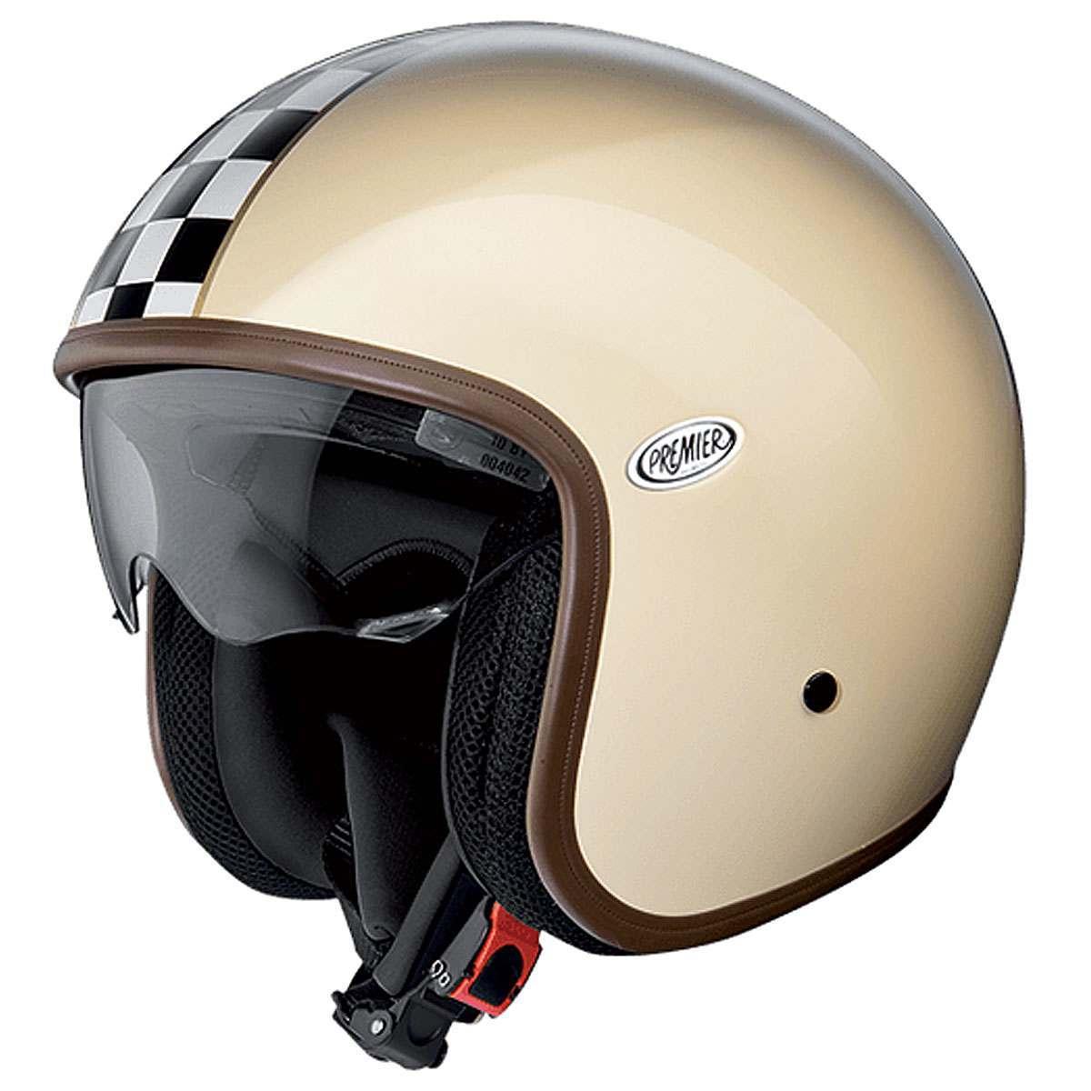 Premier Jet Vintage Helmet